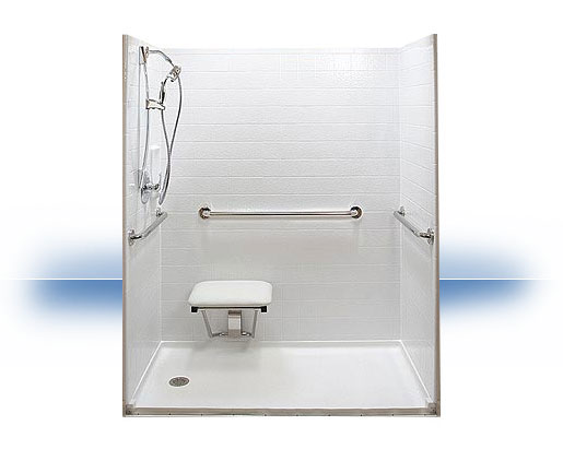 Pinedale Tub to Walk in Shower Conversion by Independent Home Products, LLC